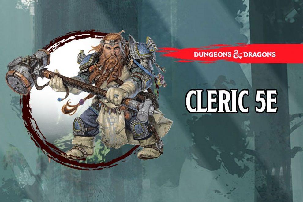 Cleric 5e Guide