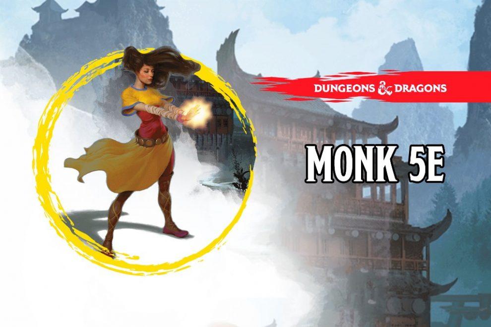 Monk-5e Guide