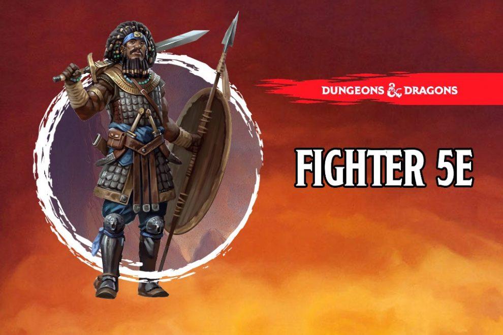 fighter-5e Guide