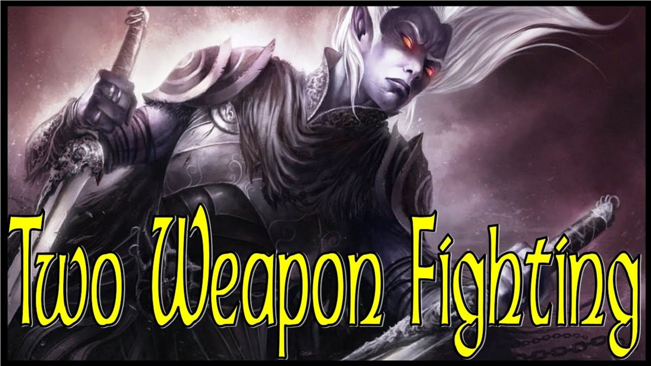 Two Weapon Fighting 5e   Dnd – Specific Rules