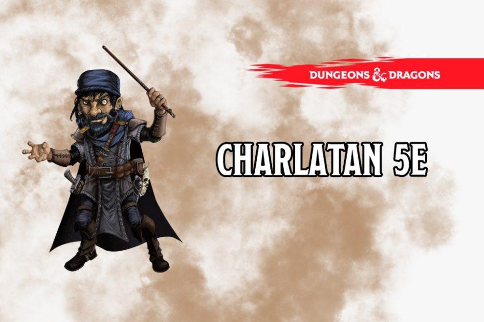 charlatan 5e