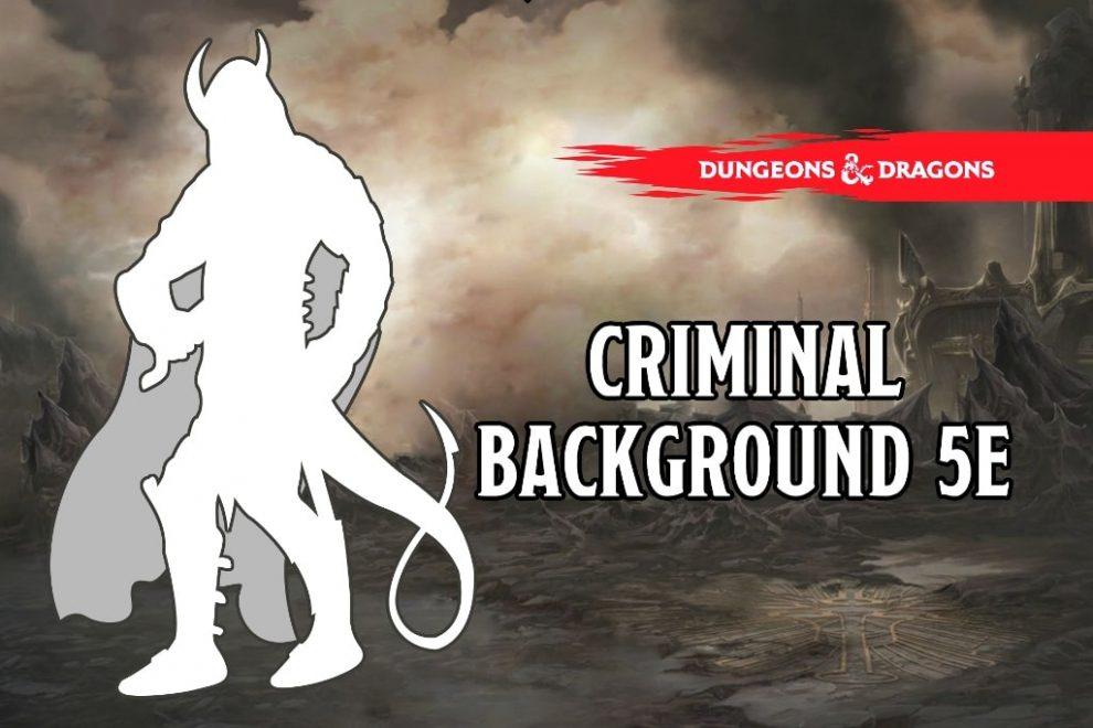 Criminal Background-5e
