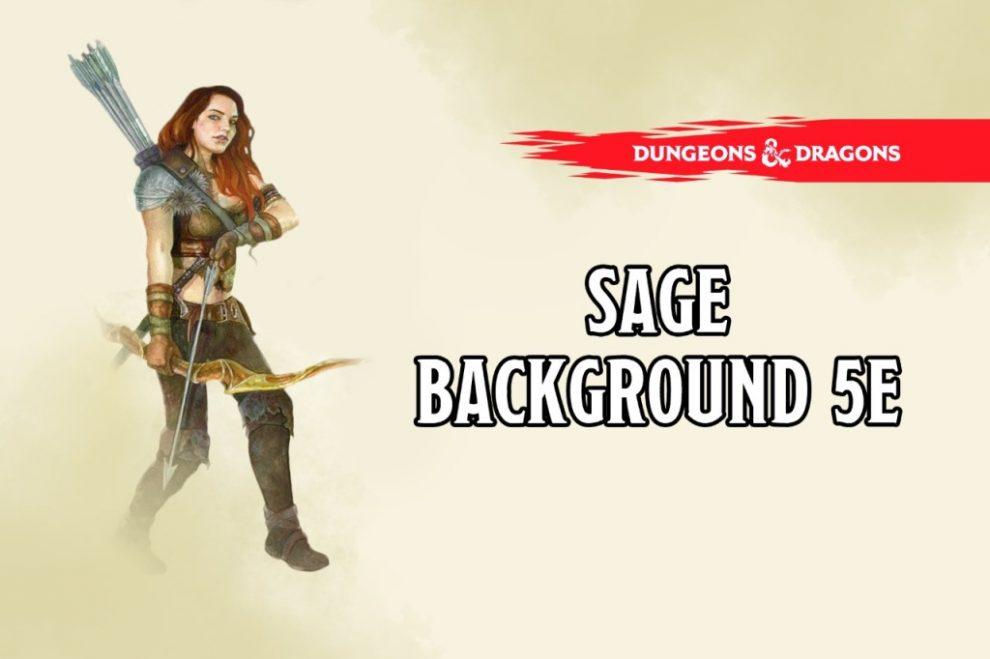 Sage Background 5e