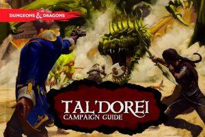 Tal'dorei Campaign Guide Pdf