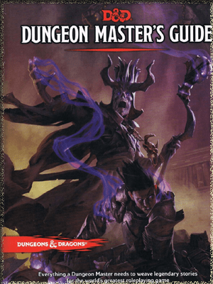 The Dungeon Master's Guide 5e