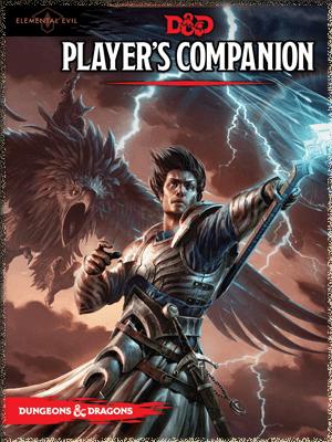 Elemental Evil Player's Companion