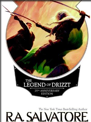 The Legend of Drizzt Do'Urden