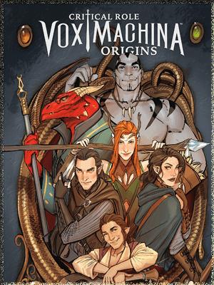 Legends of Vox Machina