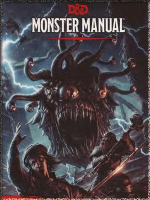 Monster Manual 5e