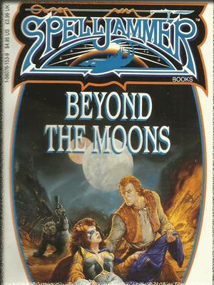Spelljammer: Beyond the Moons
