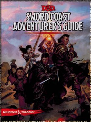 Sword Coast Adventurer's Guide
