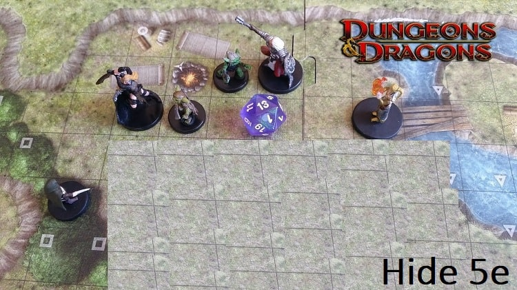 Hide 5e   How Hide Action Dnd Work In 5e