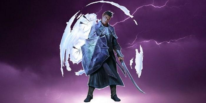 Psi Warrior/ Psychic Warrior