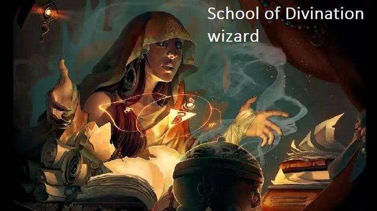 School of Divination wizard